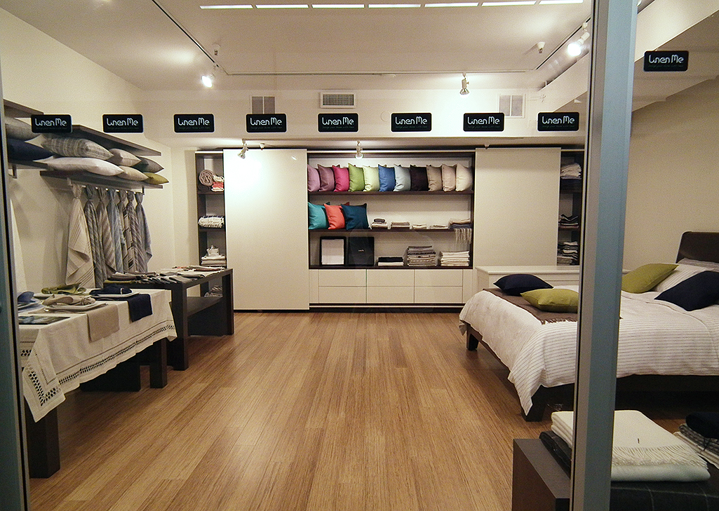 Linenme Launches A Showroom In The World Biggest Design Center In Chicago Linenme News