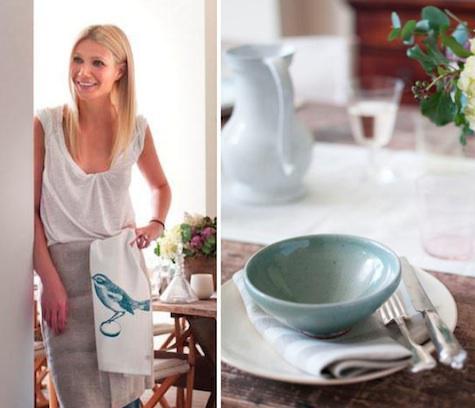Gwyneth Paltrow Linen