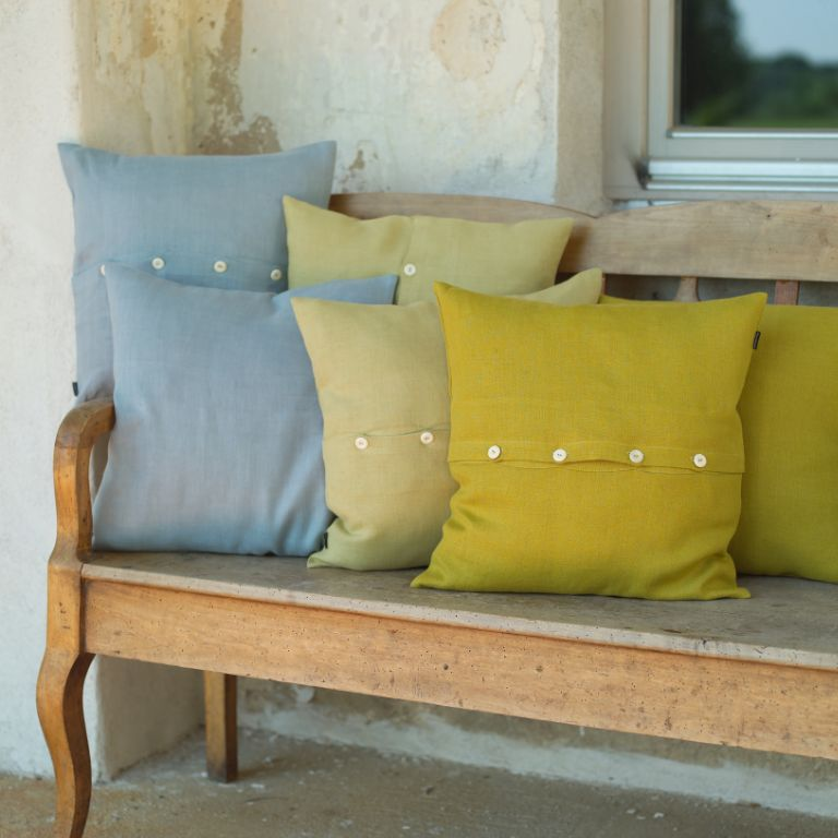 LinenMe Shop News Elegant Linen Cushion Covers and Unique Wool